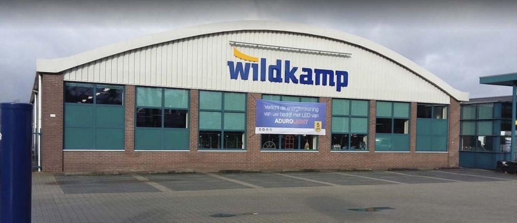 Wildkamp pand