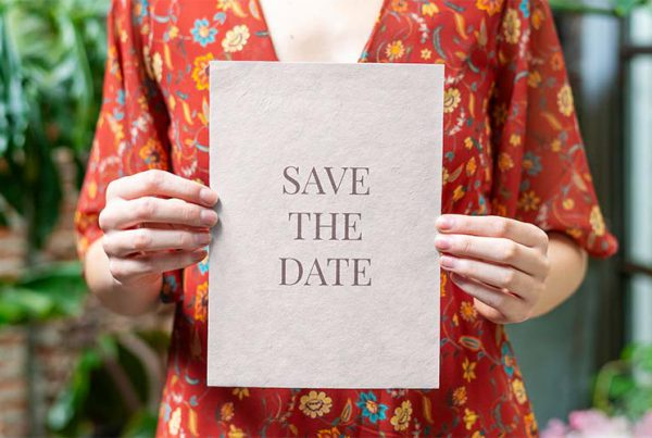 Save the Date IKR