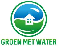 Groen met Water logo